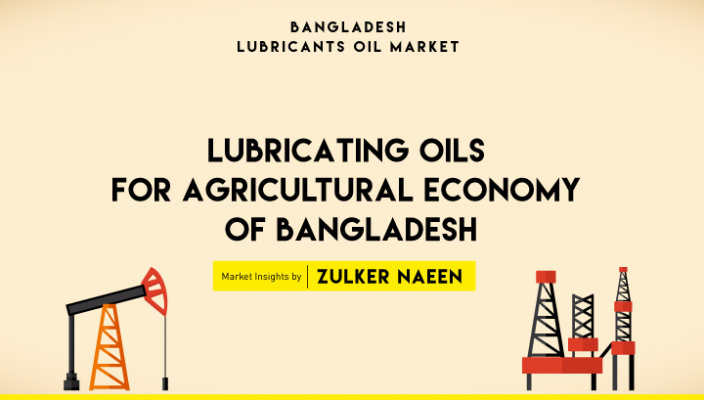 Zulker Naeen is a special envoy to Bangladesh Lubricants oil Market