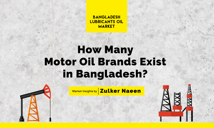 Bangladesh Lubricants Oil