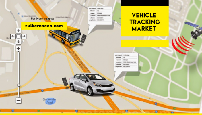 Vehicle Tracking Market