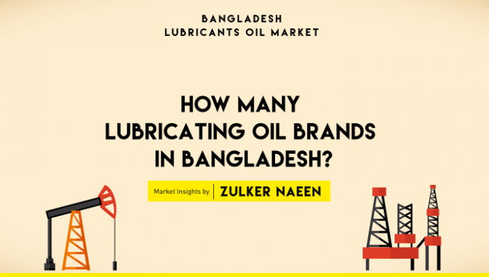 How Many Lubricating Oil Brands In Bangladesh?