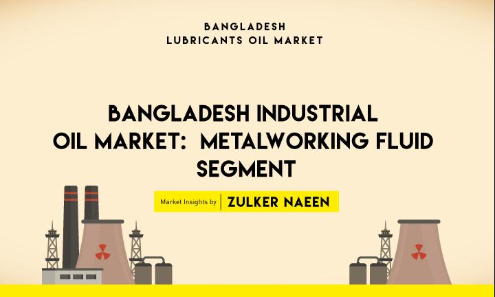 Lubricants Oil Bangladesh Industrial Oil Market: Growing Metalworking Fluid Segment