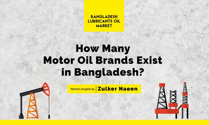Bangladesh Lubricants Oil