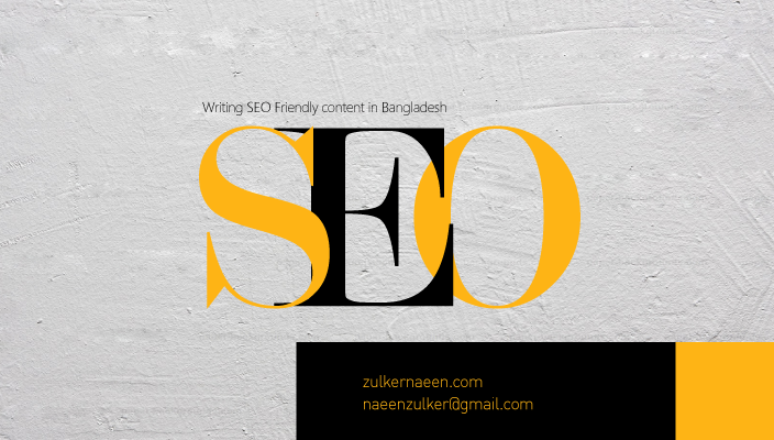 SEO-Friendly content in Bangladesh