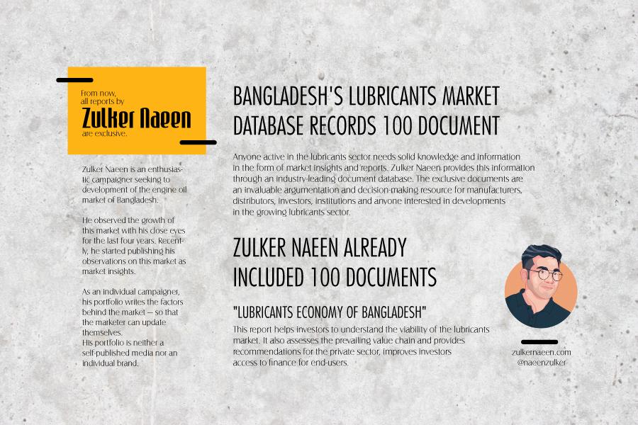 Bangladesh Lubricants Economy