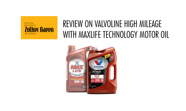 MaxLife Technology Motor Oil